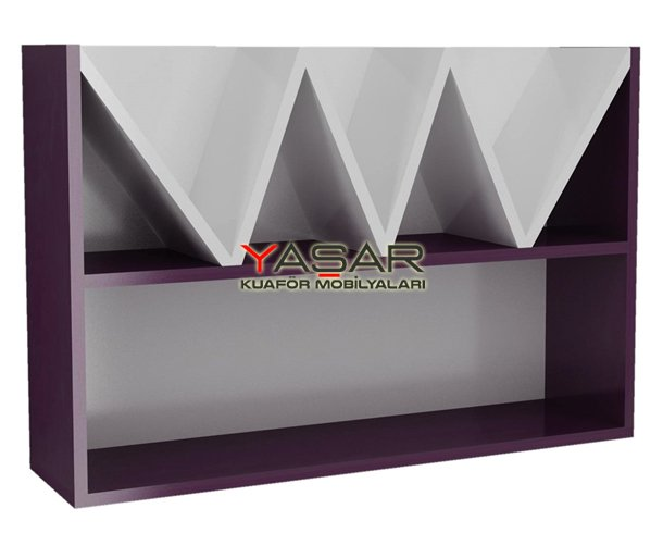 Hairdresser Towel Rack - YT-4002